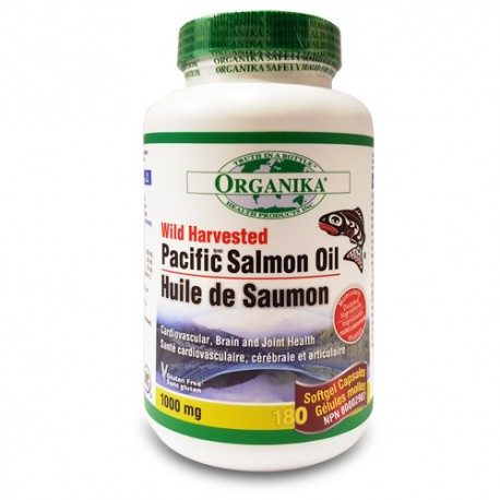 PACIFIC SALMON OIL - OLIO DI SALMONE DEL PACIFICO