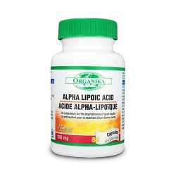 ALPHA LIPOIC ACID 100 Mg - ACIDO ALFA LIPOICO 100 Mg