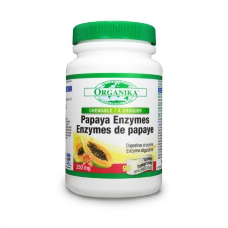 ENZYMES de PAPAYA - ENZIMI di PAPAYA