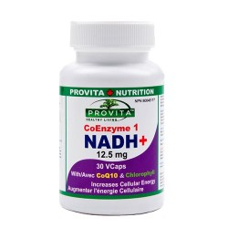 NADH+ - Nicotinamide-Adenina-Dinucleotide