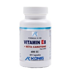 VITAMIN E8 + BETA CAROTENE - VITAMINA E8 + BETA CAROTENE